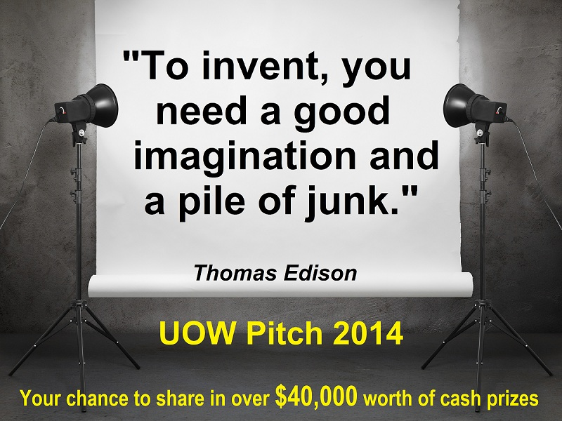 UOW Pitch Updated Home Page Image
