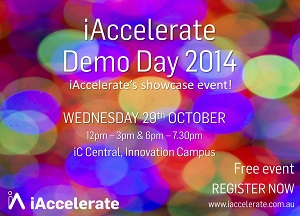 iAccelerate Demo Day