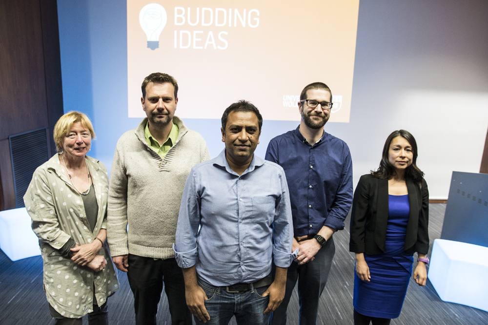 Budding Ideas October 2014