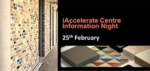 iAccelerate Centre Info Night - small