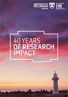 Research Menu Image - 40 Research Impacts