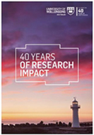 40 Years of Research Impact Cover pic