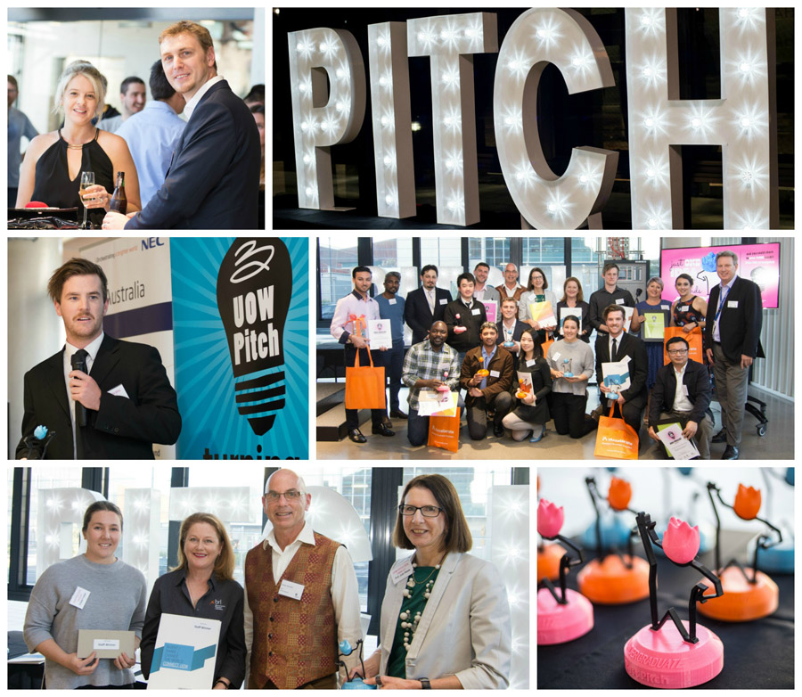 Pitch 2016 Collage