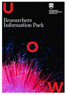 Researcher Info Pack Cover