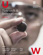 Issue 1 2016 Research Magazine cover