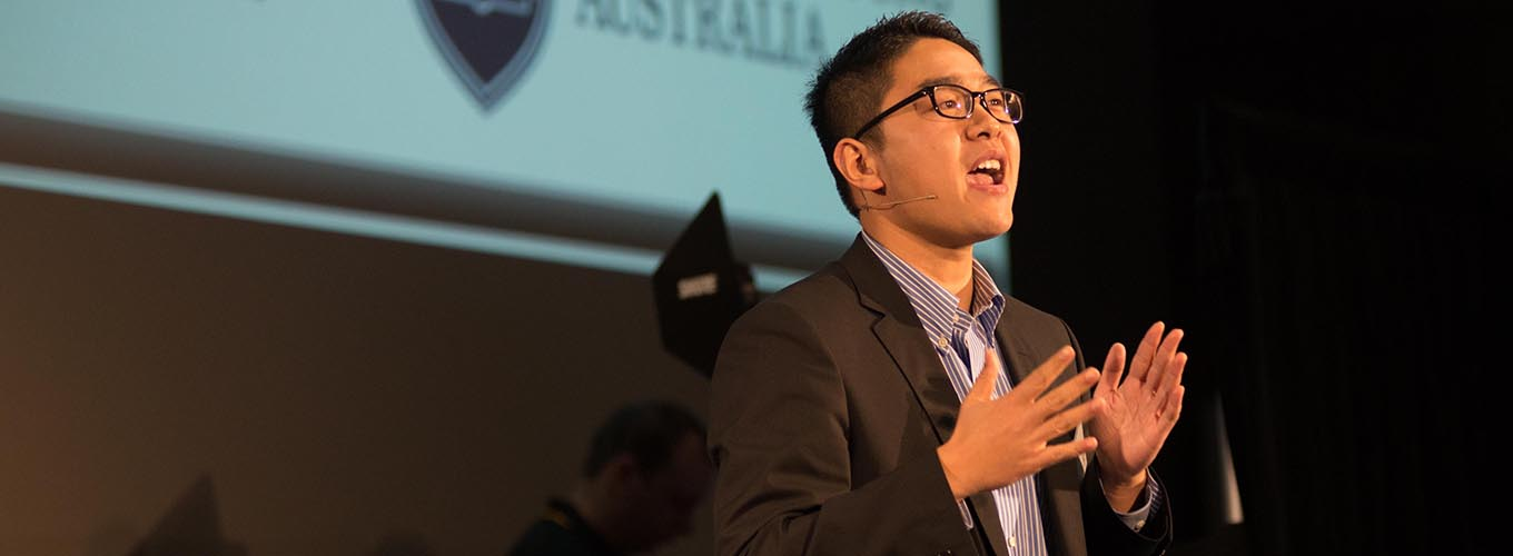 three minute thesis uow