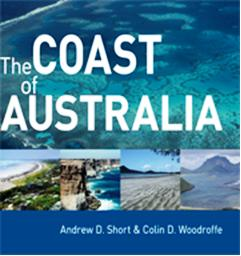 "Professor Collin Woodroffe ""The Coast of Australia"" Book"