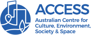 ACCESS - Australian Centre for Culture, Environment, Society and Space logo