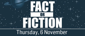 ANSTO Fact or Fiction Button