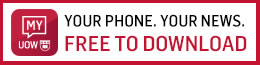 MyUOW Button