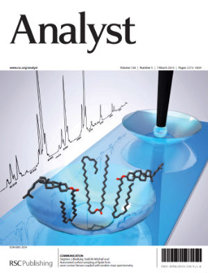 Cover of Analyst Magazine, 7 March 2013