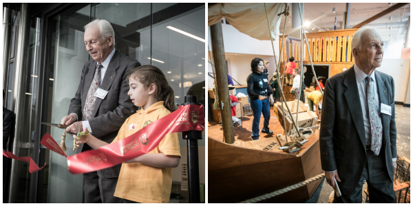 Find out more about the launch of Australia's only dedicated 'children's museum'