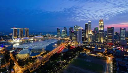 Psychology in an International Context: Singapore