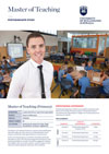 Master of Teaching (Primary) brochure