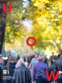 School of Health and Society 2016/17 Research Report