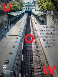 School of Geography and Sustainable Communities 2016/17 Research Report