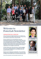 PowerLab Newsletter Issue 2