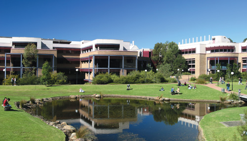 University of Wollongong Campus