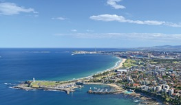 Wollongong Harbour - Southern View