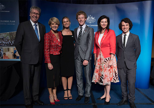 New colombo gala event
