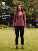 UOW International Postgraduate Course Guide