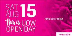 UOW Open Day 2015