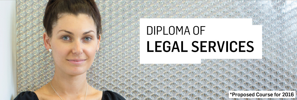 Diploma of Legal Services
