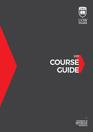 2017 Course Guide Front Page