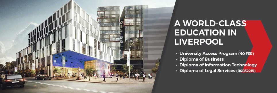 Liverpool Campus Banner 2