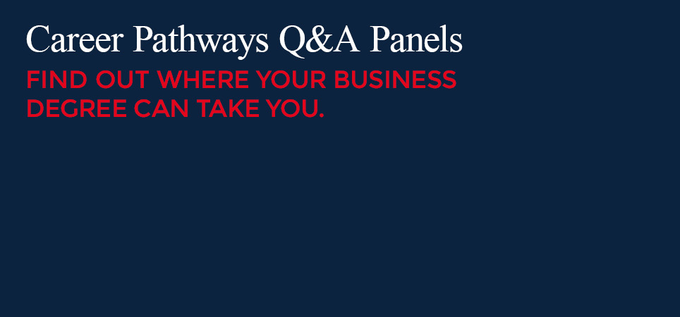 Business Panels Scrolling Banner
