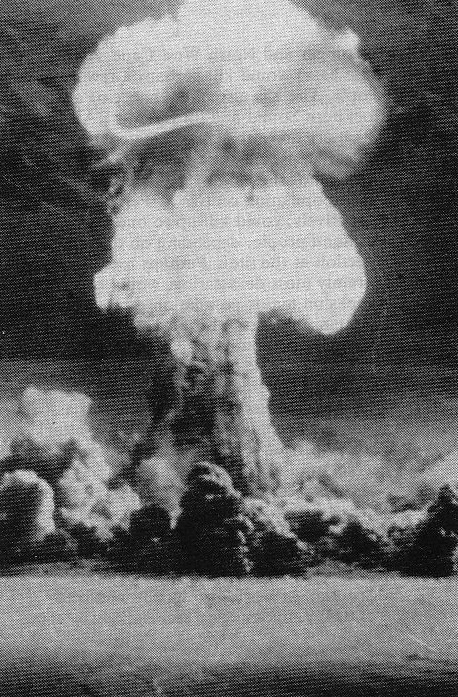 the global effects of the atomic bombs on japan Why truman dropped the atomic bomb on japan that it was done purely for political effect that had more to do with the soviet union a global war.